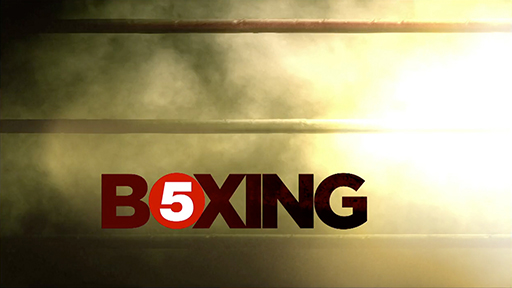 Channel 5 Boxing titles