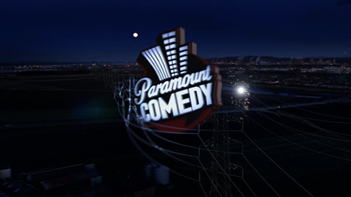 Paramount Comedy idents