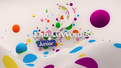 Dreamworks kids channel idents