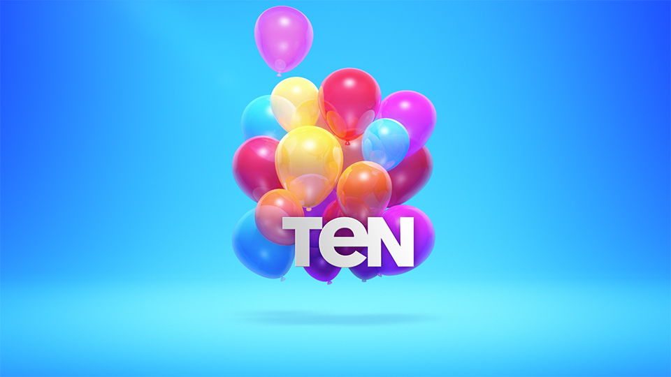 Channel Ten bumpers
