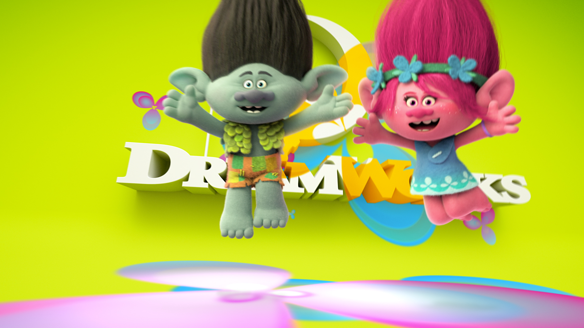 Dreamworks TV idents